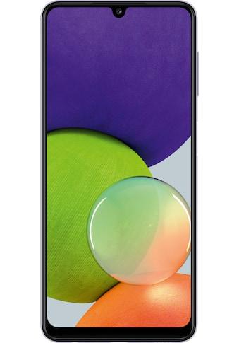"""Samsung Smartphone »Galaxy A22 5G«, (16,72 cm/6,6 """", 64 GB Speicherplatz, 48 MP Kamera) kaufen"""