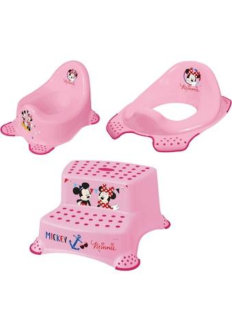 """keeeper Töpfchen """"Minnie Mouse"""" (3 - tlg.) kaufen"""