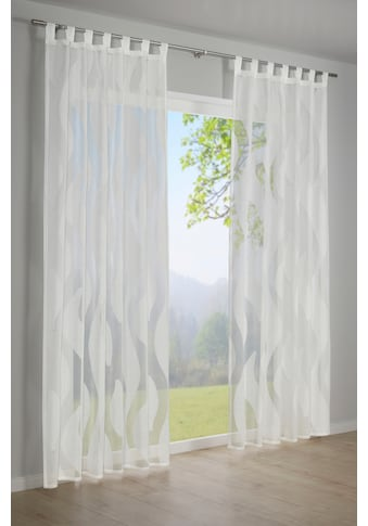 Vorhang, »Scherli«, GARDINIA, Schlaufen 1 Stück kaufen