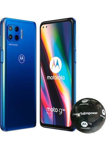"Motorola Smartphone »Moto G 5G plus«, (17 cm/6,7 "", 128 GB Speicherplatz, 48 MP Kamera) kaufen"