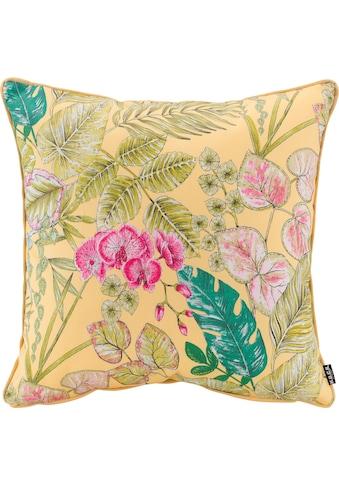 H.O.C.K. Dekokissen »Eliza-Bouquet Outdoor«, Outdoor geeignet kaufen