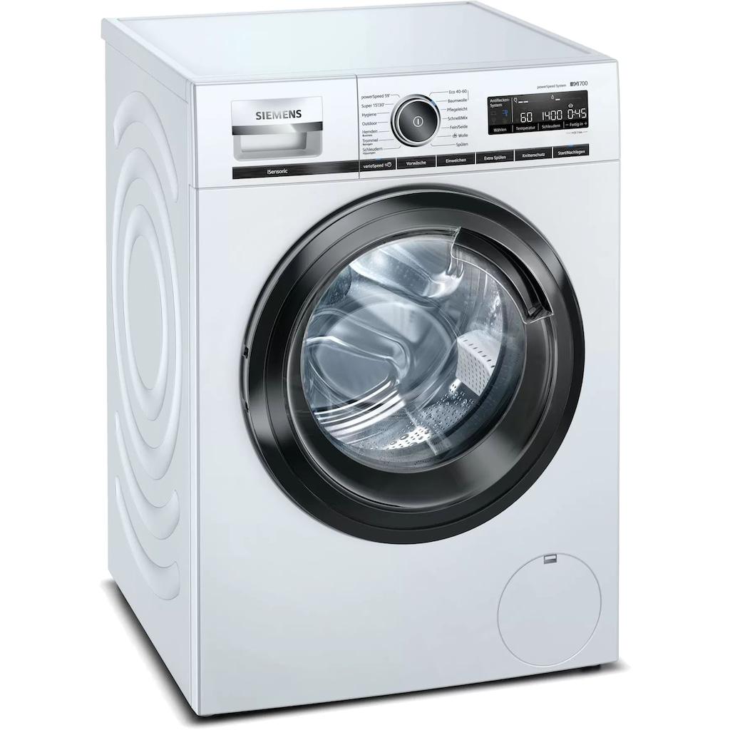 SIEMENS Waschmaschine »WM14VM43«, WM14VMA3, 9 kg, 1400 U/min
