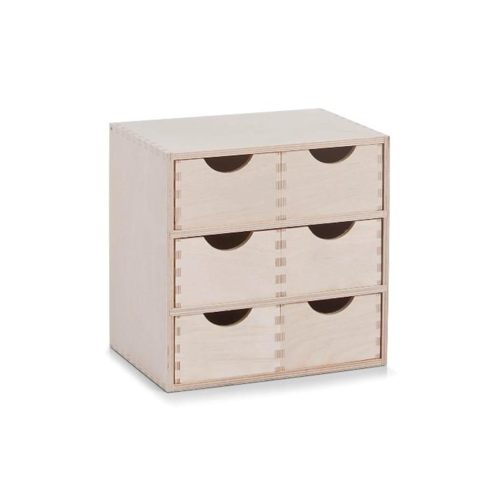 Zeller Present Schubladenbox, Breite 28 cm
