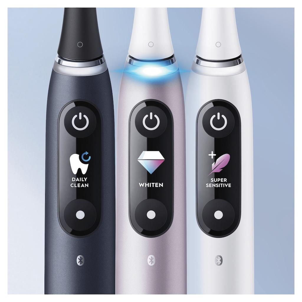 Oral B Elektrische Zahnbürste »iO Series 9N«, 1 St. Aufsteckbürsten, Magnet-Technologie