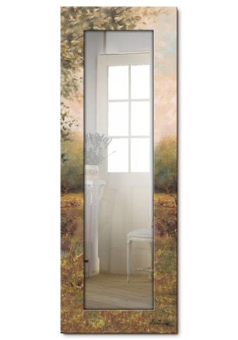 Artland Wandspiegel »Hirsch«, gerahmter Ganzkörperspiegel mit Motivrahmen, geeignet... kaufen