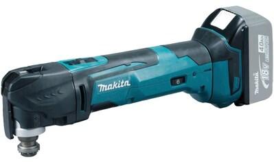 Makita Akku-Multifunktionswerkzeug »DTM51Z«, 18 V, ohne Akku und Ohne Ladegeräte kaufen