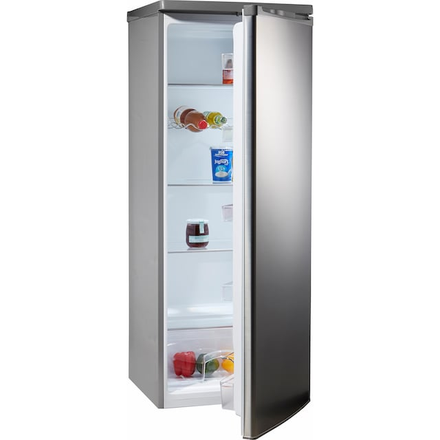Hanseatic Vollraumkühlschrank, 143 cm hoch, 55 cm breit