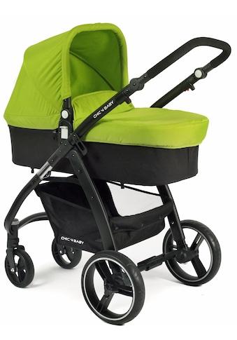 """CHIC4BABY Kombi - Kinderwagen """"Volare, grün - schwarz"""" kaufen"""