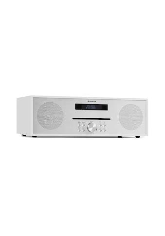 Auna CD-FM 2x20W max. Slot-In CD-Player UKW BT Alu kaufen
