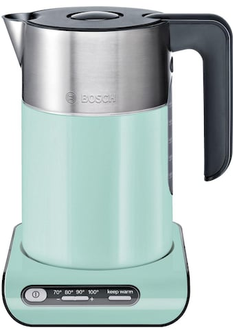 BOSCH Wasserkocher, Styline TWK8612P, 1,5 Liter, 2400 Watt kaufen