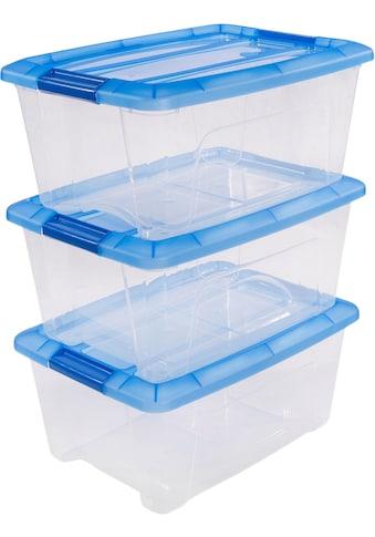 IRIS OHYAMA Aufbewahrungsbox »NTB15«, (Set, 3 St.) kaufen