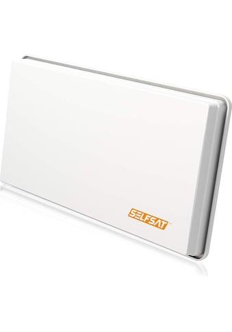 Selfsat Sat-Spiegel »H30D4 Quad Flachantenne« kaufen