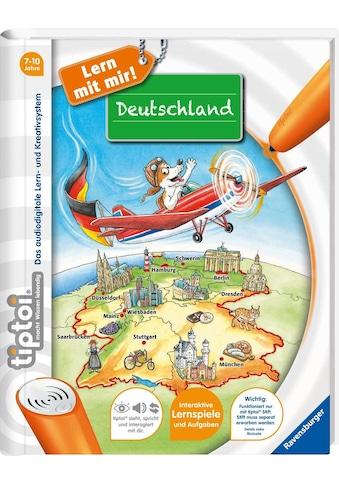 """Ravensburger Buch """"tiptoi® Lern mit mir!  -  Deutschland"""" kaufen"""