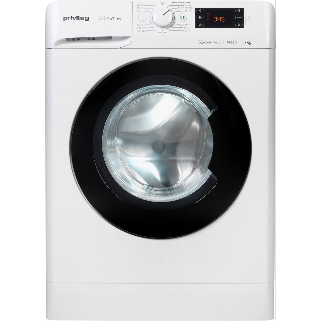Privileg Waschmaschine PWF MT 71483