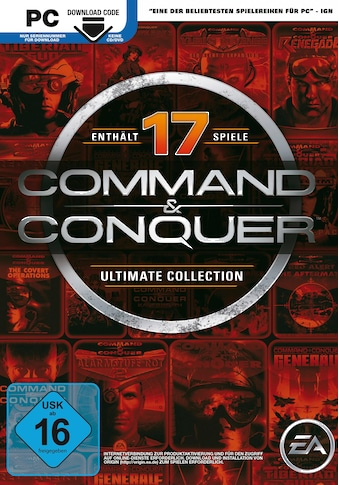 Command & Conquer: Ultimate Collection PC kaufen