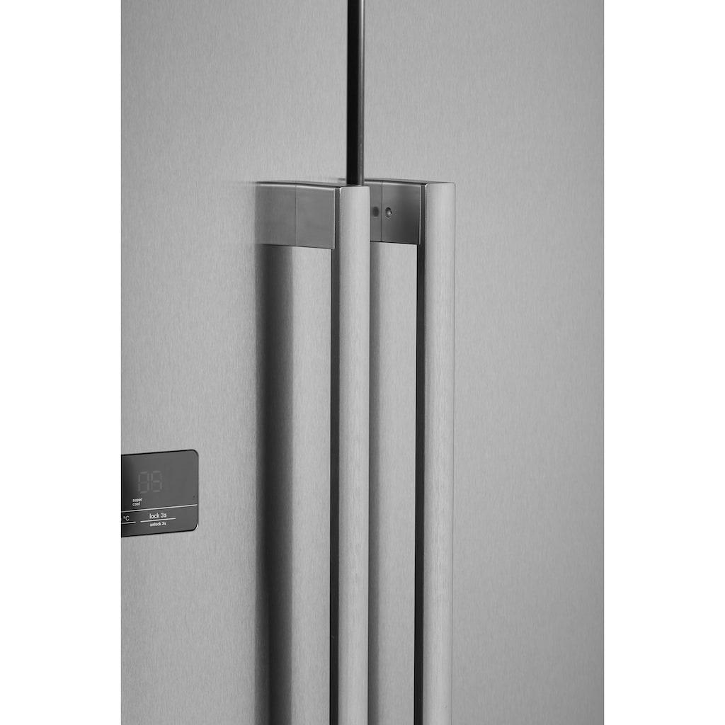 BOSCH Kühl-/Gefrierkombination »KGE39AICA«, Serie 6, KGE39ALCA, 201 cm hoch, 60 cm breit