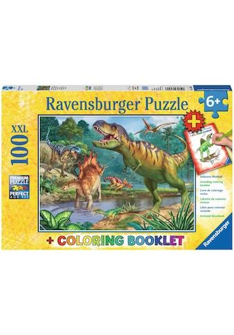 Ravensburger Puzzle »Welt der Dinosaurier«, Made in Germany kaufen