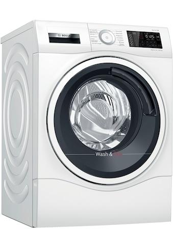 BOSCH Waschtrockner 6 WDU28512, 10 kg / 6 kg, 1400 U/Min kaufen