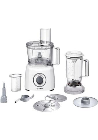 BOSCH Küchenmaschine »MultiTalent 3 MCM3200W«, 800 W, 2,3 l Schüssel kaufen