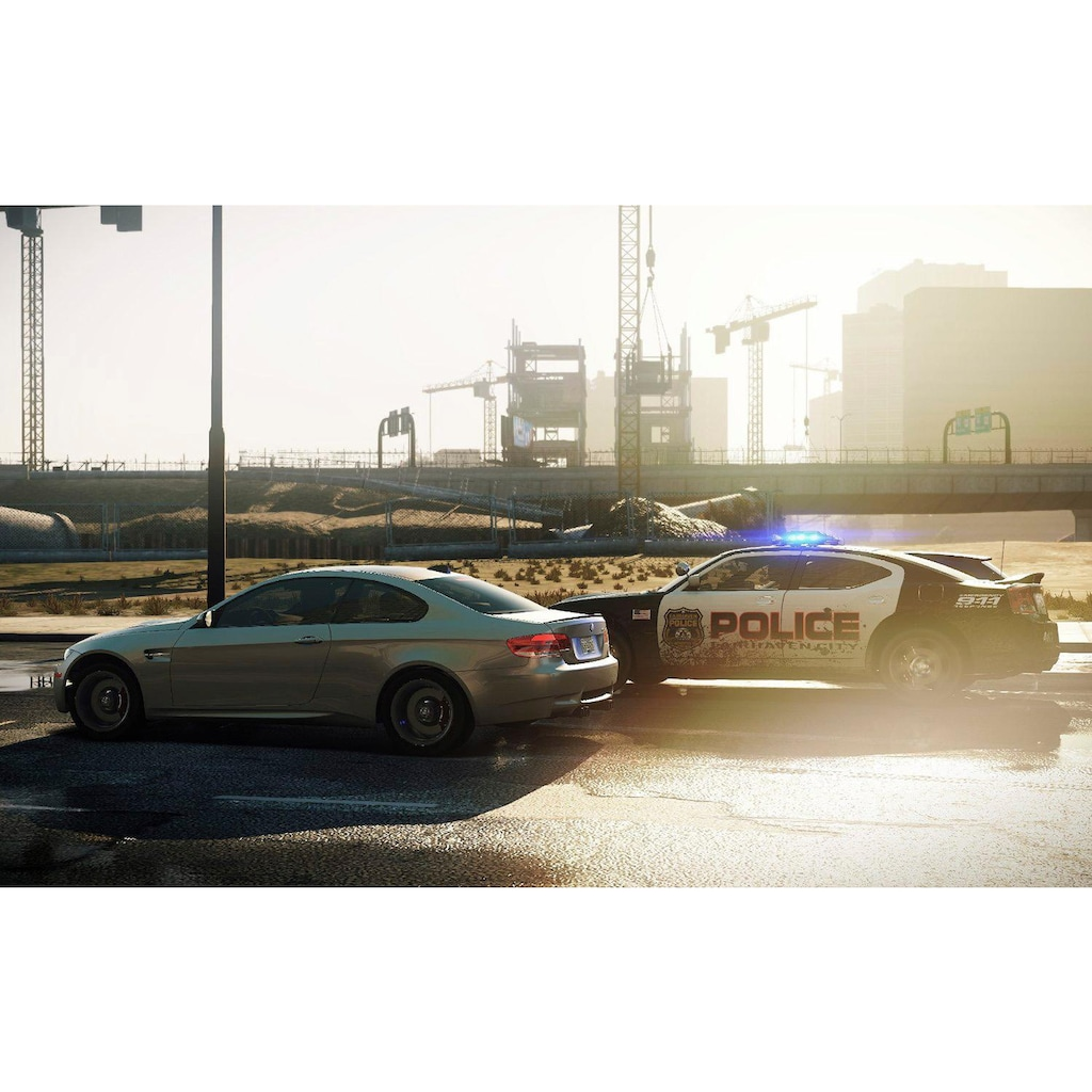 Electronic Arts Spiel »Need for Speed: Most Wanted U«, Nintendo Wii U, Software Pyramide