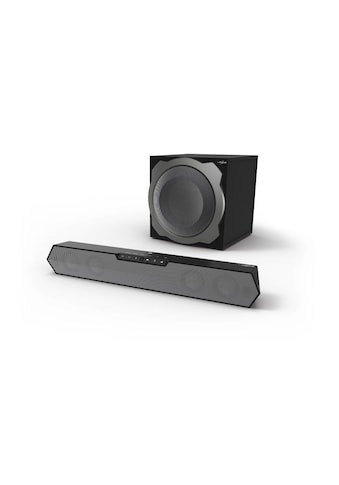uRage Gaming Soundbar m. Subwoofer, 2.1 Soundsystem, wireless/AUX »uRage SoundZbar 2.1 Unleashed« kaufen