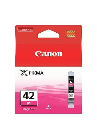 Canon Tintenpatrone »CLI - 42 M« kaufen
