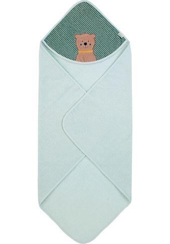 Sterntaler® Kapuzenhandtuch »Ben«, (1 St.), mit Kapuze kaufen