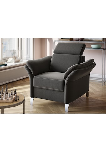 sit&more Sessel, inklusive Kopfteilverstellung kaufen
