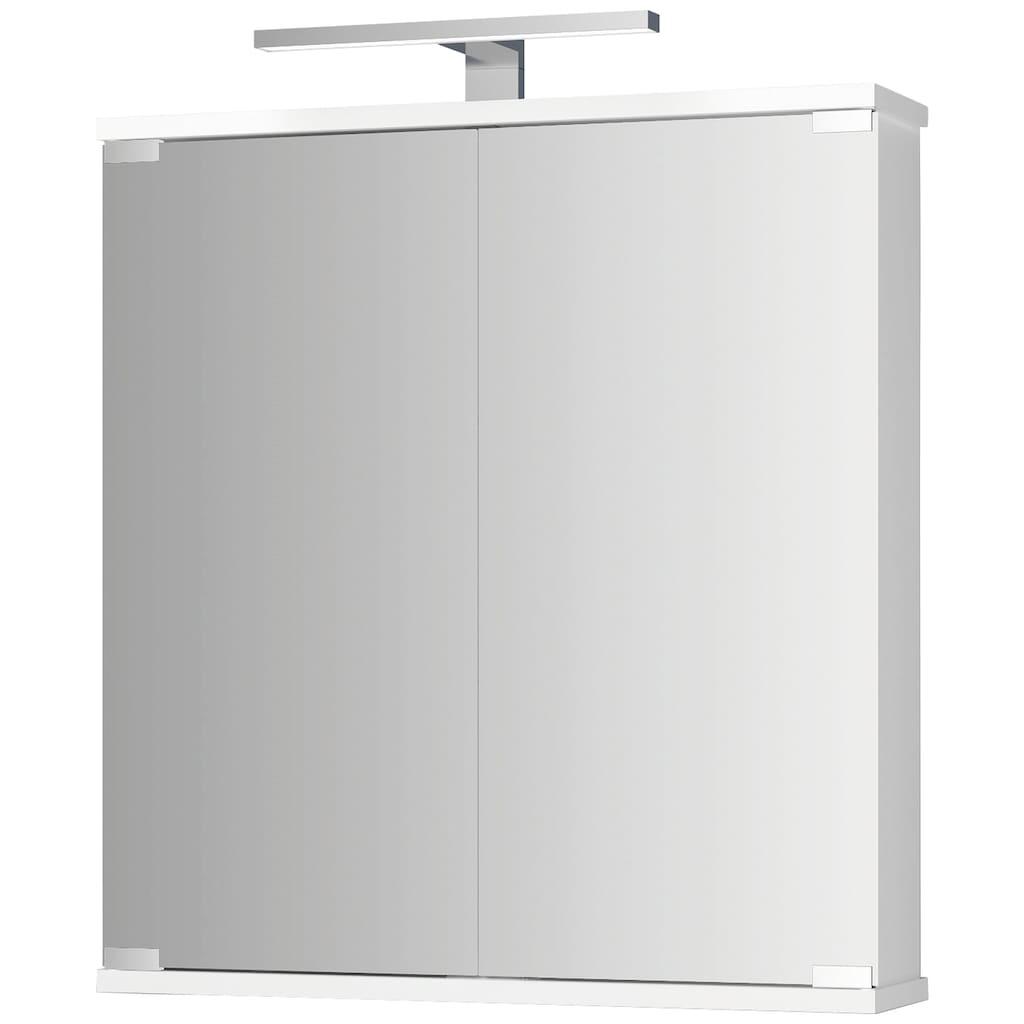 jokey Spiegelschrank »Kandi«, weiß, 60 cm Breite