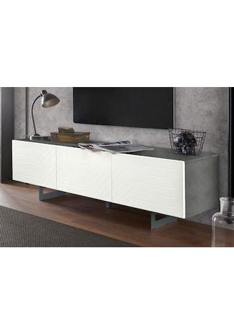 DIVENTA Lowboard »ITACA«, Breite 165 cm kaufen