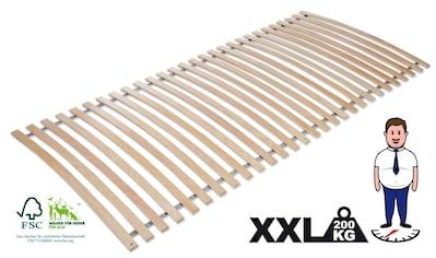Jekatex Rollrost »Basic Comfort«, 28 Leisten, Kopfteil nicht verstellbar, Belastbar bis 200kg kaufen