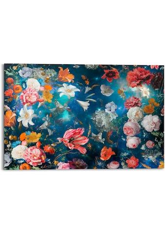 Holzbild »Universal Flowers« kaufen
