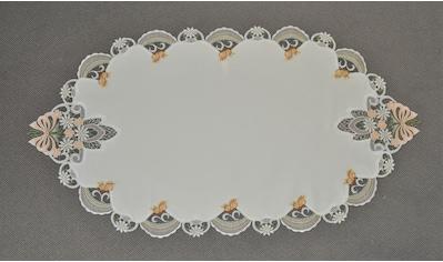 Stickereien Plauen Tischläufer »Tischläufer Schmetterling«, Plauener Spitze, Made in Germany kaufen
