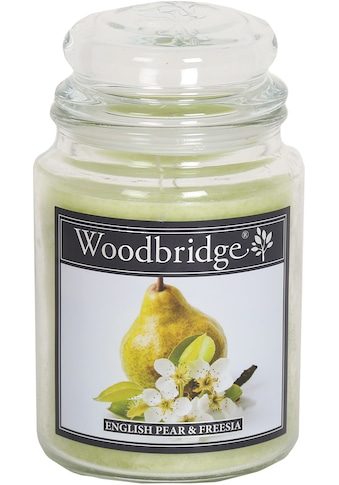 Woodbridge Duftkerze »English Pear & Freesia« kaufen