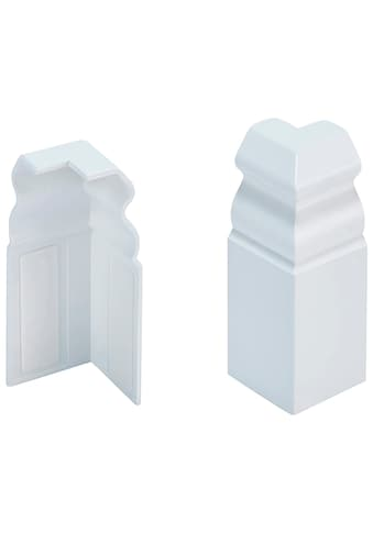 MODERNA Außenecke »HSL 80 Weiß«, selbstklebend kaufen