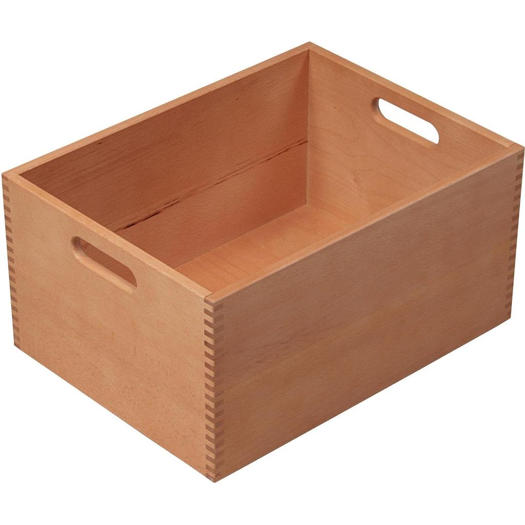 KESPER for kitchen & home Transportbehälter, 40x30x23 cm