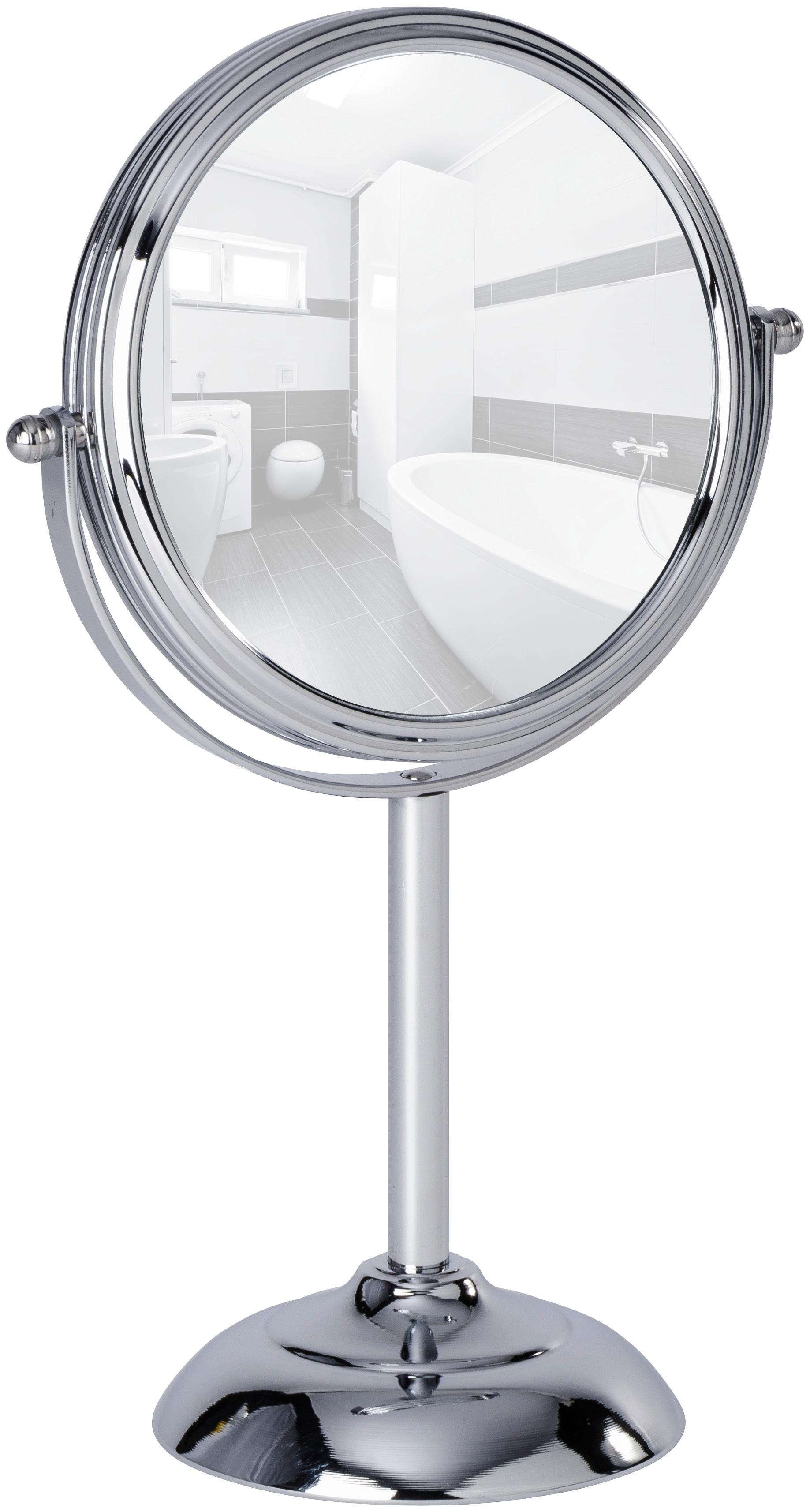Wenko Kosmetikspiegel »Globo« | Bad > Bad-Accessoires > Kosmetikspiegel | Stahl | Wenko