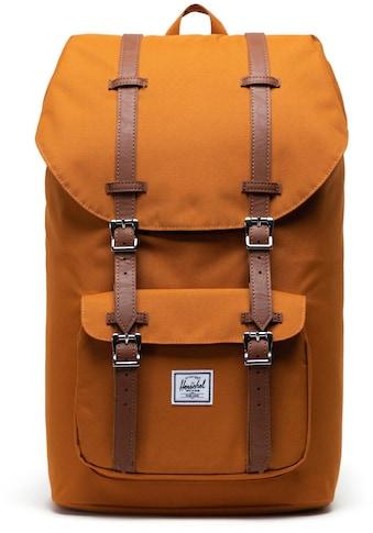 Herschel Laptoprucksack »Little America, Pumpkin Spice« kaufen