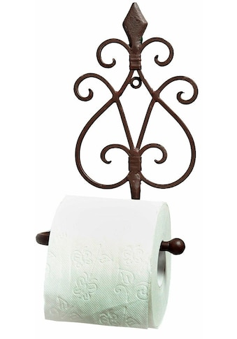 Home affaire Toilettenpapierhalter, »Antik« kaufen