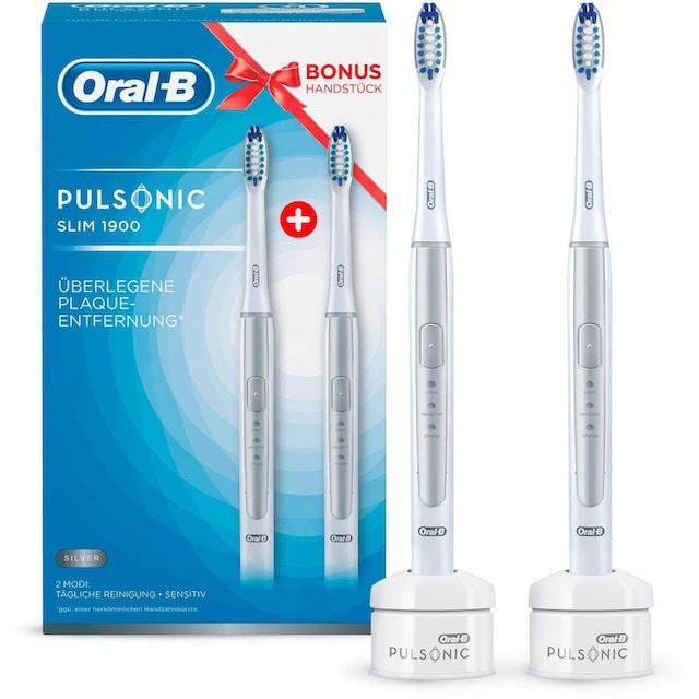 Oral B Elektrische Zahnbürste Pulsonic Slim 1900