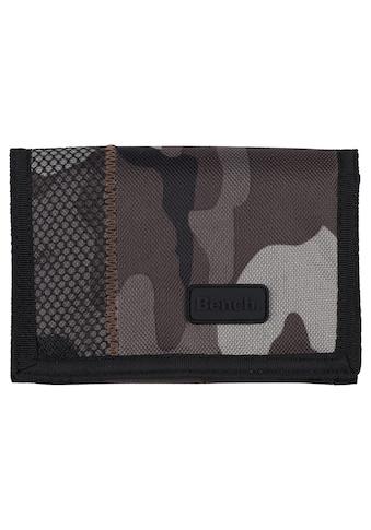 Bench. Geldbörse, in schickem Camouflage-Design kaufen