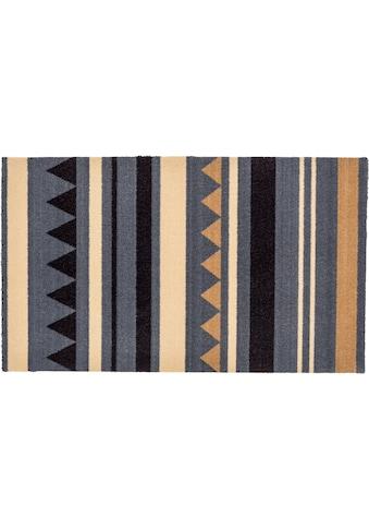 ASTRA Fußmatte »Miabella 1669«, rechteckig, 7 mm Höhe, Schmutzfangmatte, In -und... kaufen