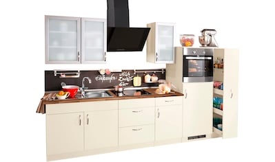 Küchenzeile mit Elektrogeräten online kaufen | QUELLE.de