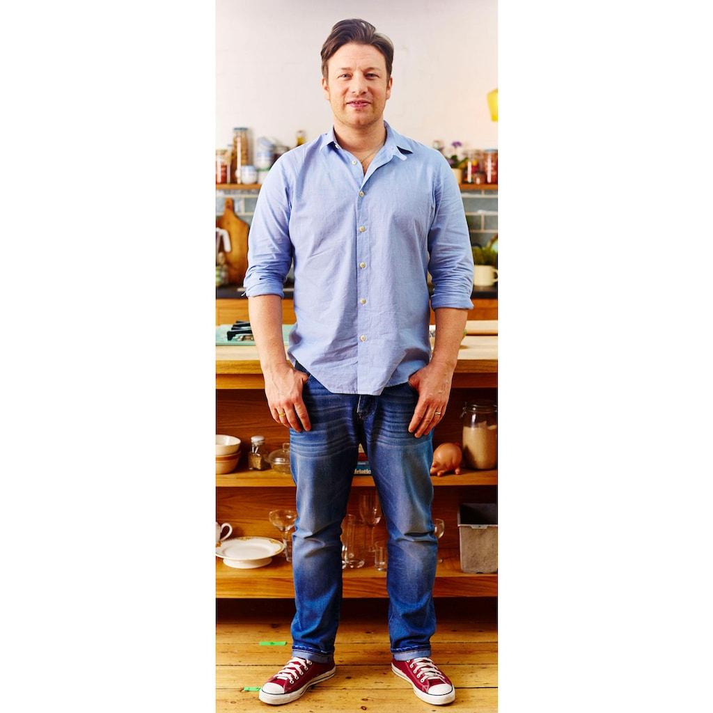 Tefal Grillpfanne »Italian by Jamie Oliver«, Aluminiumguss, (1 tlg.), Thermo-Spot
