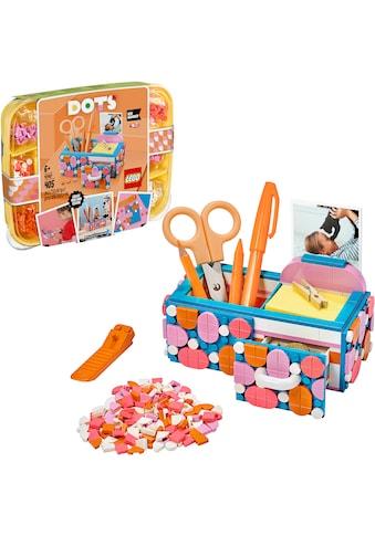 LEGO® Konstruktionsspielsteine »Stiftehalter mit Schublade (41907), LEGO® Dots«, (405... kaufen