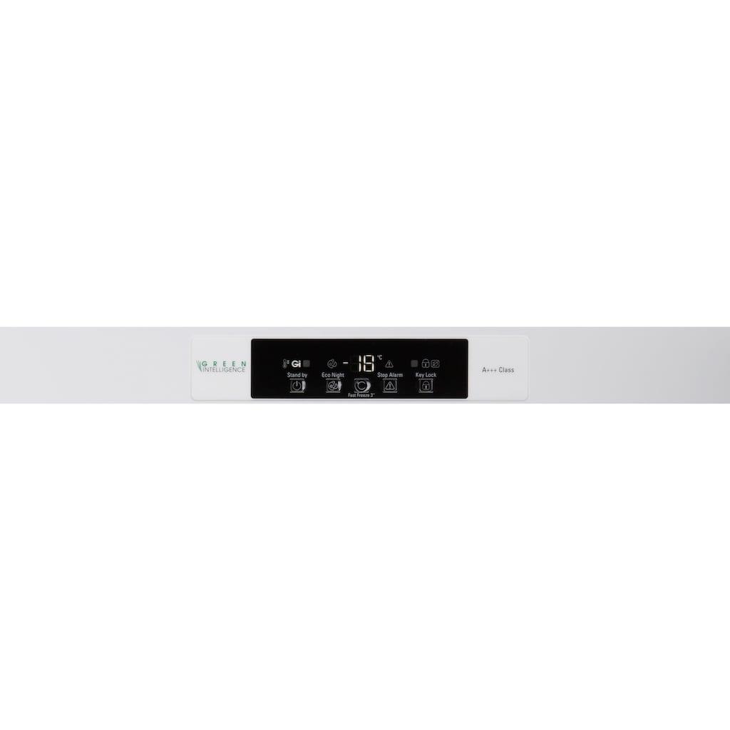 BAUKNECHT Gefrierschrank »GKN ECO 18A+++ XL«, GKN ECO 18A+++ XL, 187,5 cm hoch, 71,0 cm breit