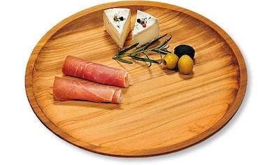 KESPER for kitchen & home Servierteller, (1 tlg.), Ø 25 cm kaufen