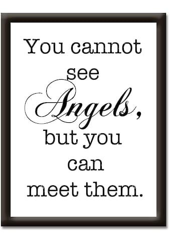 Artland Wandbild »Engel« kaufen
