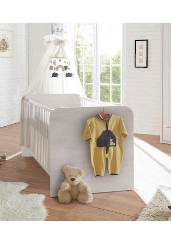Begabino Babybett »Luca«, mit Schlupfsprossen kaufen