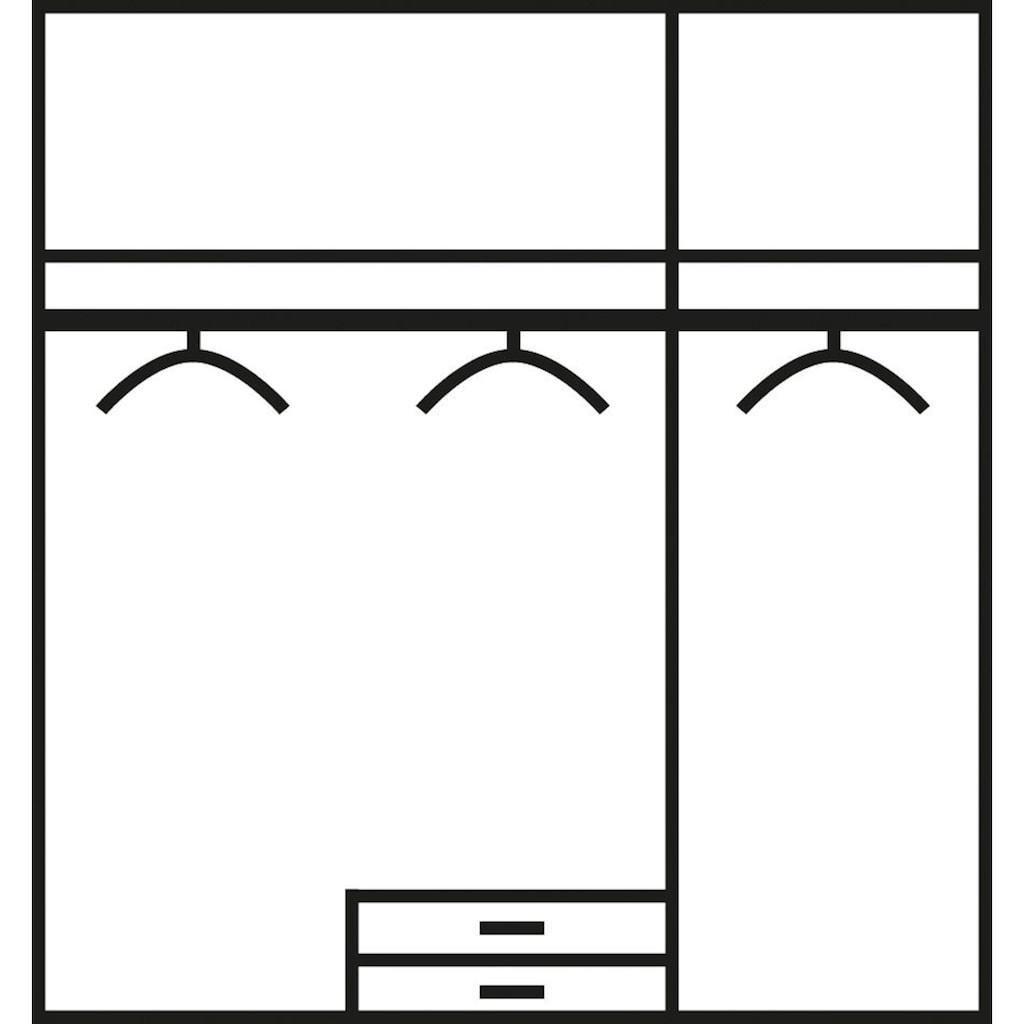 rauch ORANGE Kleiderschrank »Gandra«